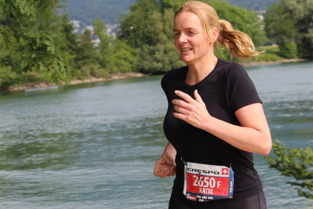 Katja Rodrigues ist seit Jahren begeisterte Läuferin. Die Halternerin gibt Tipps, wo Läufer in der Seestadt gut eine Runde drehen können.