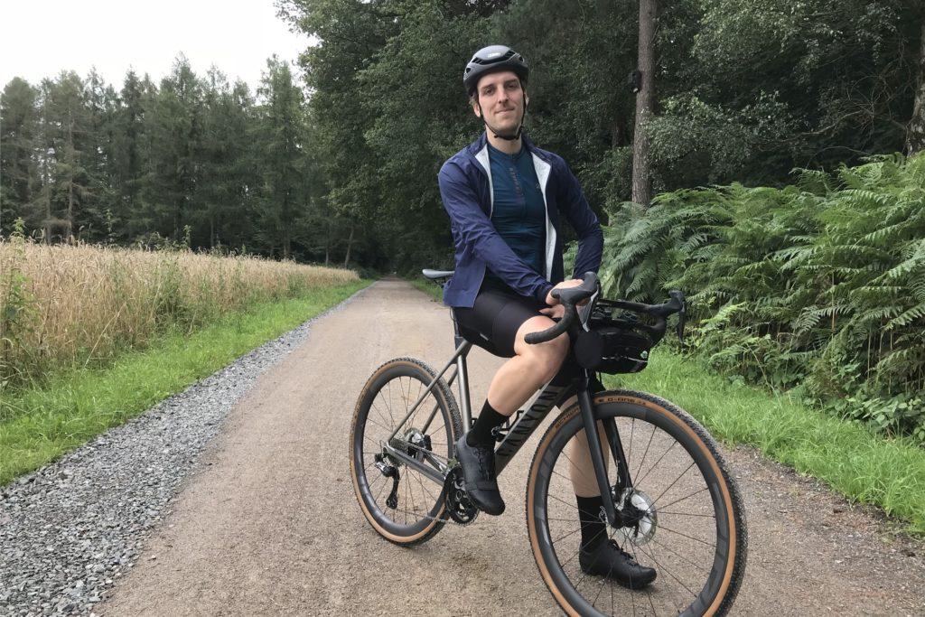Igor Essling organisiert in seiner Heimatstadt Dorsten das Rad-Event