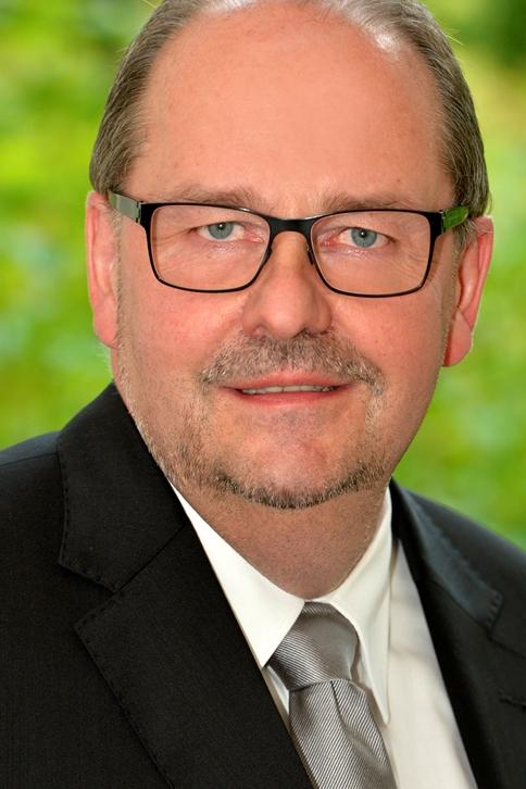 Andreas Hauke, Geschäftsführer des KKRN-Klinikverbundes