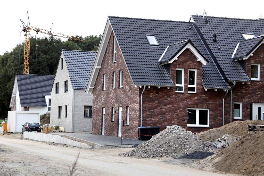 Nicht nur Neubau-Immobilien sind und bleiben in Haltern sehr gefragt.