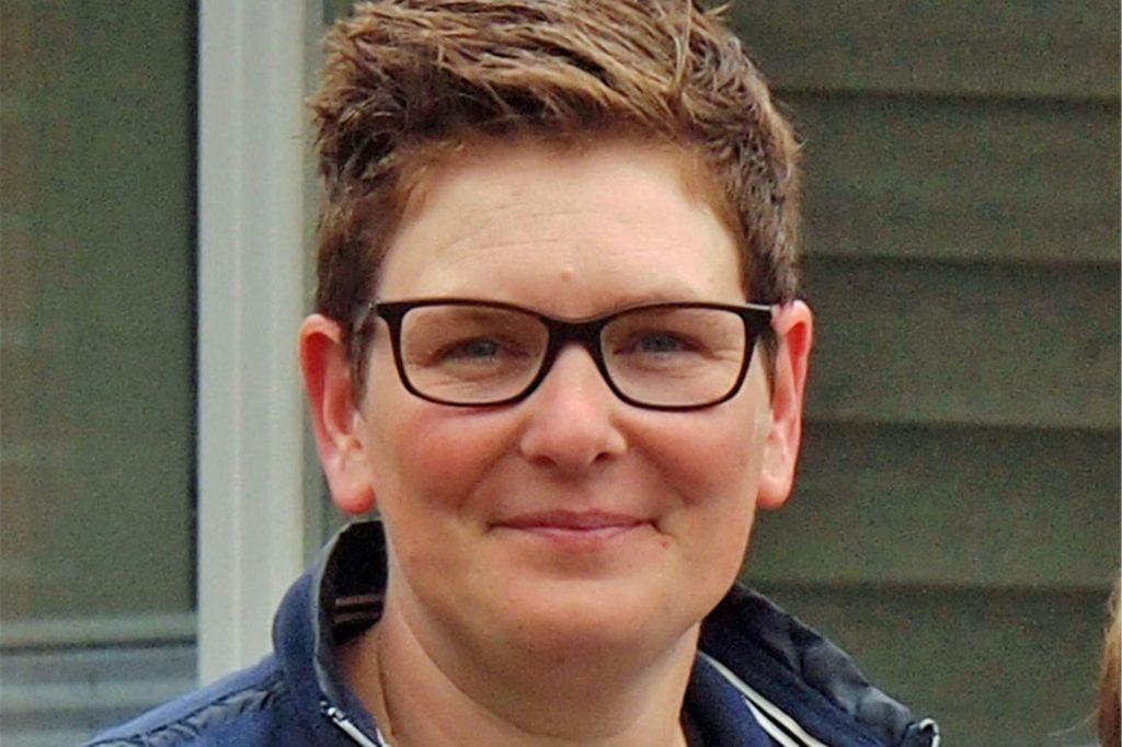 Juliane Rehkamp, Leiterin des DRK-Familienzentrums Prinz Botho.