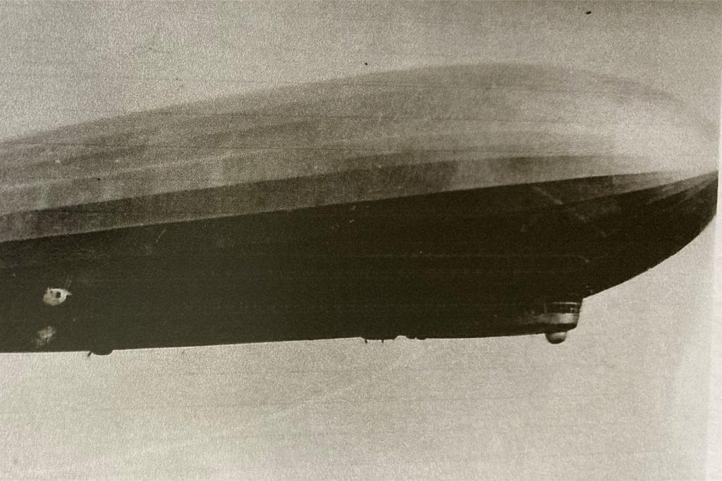 Als der Zeppelin 1930 in Brackel landete, war das eine Sensation für die Dortmunder.