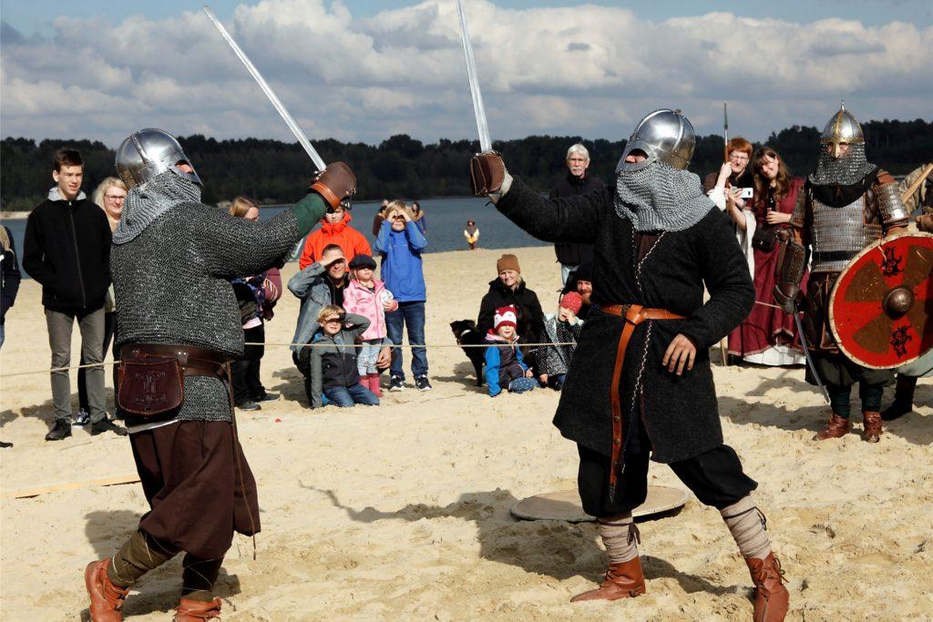 Die Zuschauer können sich wieder auf spannende Kämpfe freuen.