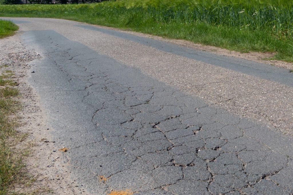 Auch für den Ausbau und die Sanierung von Wirtschaftswegen erhält die Gemeinde Südlohn immer wieder Förderungen vom Bund, oft auch vom Land.
