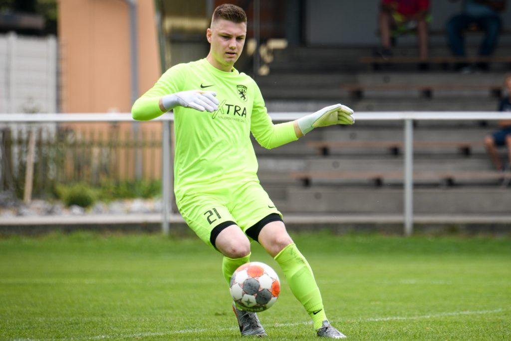 Jan Hennig stand in den ersten drei Saisonspielen im LSV-Gehäuse.