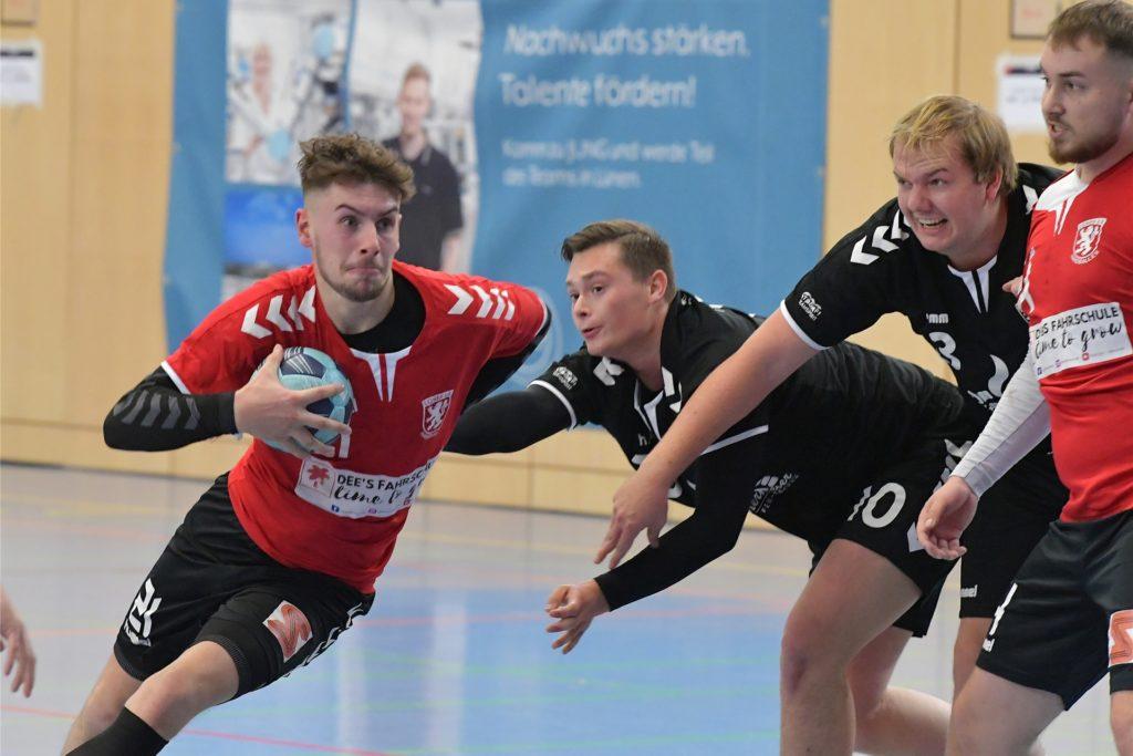 Die LSV-Handballer wollen die Pleite gegen Arnsberg aus den Köpfen streichen.