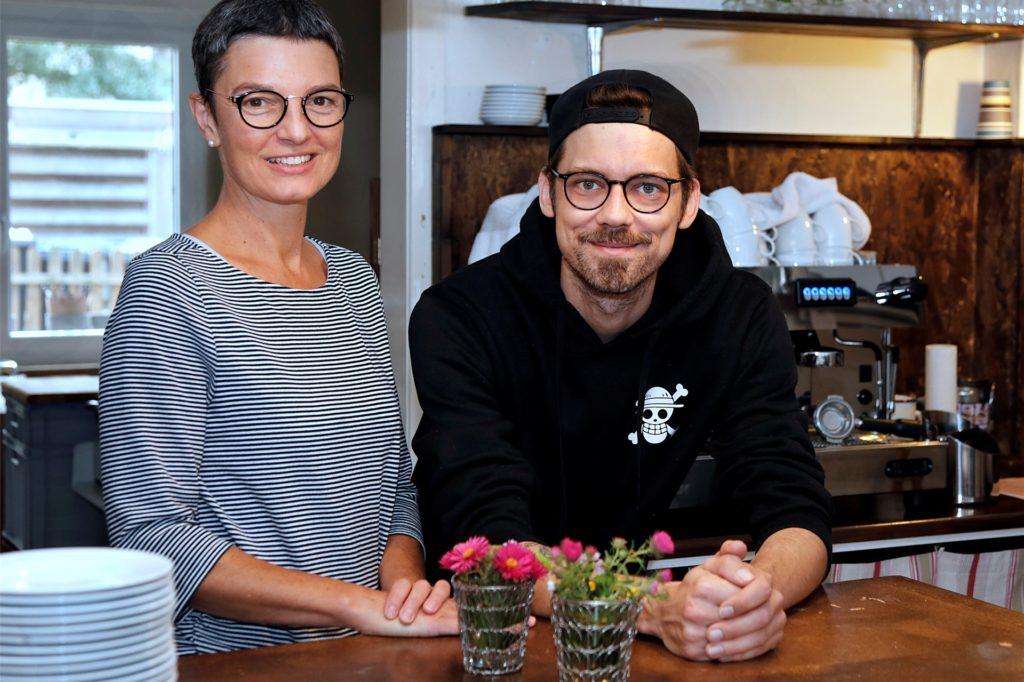 Nick Kutzinski freut sich auf seine neue Wirkungsstätte und auf die Zusammenarbeit mit Birgit Flachmeier im kommenden Jahr.