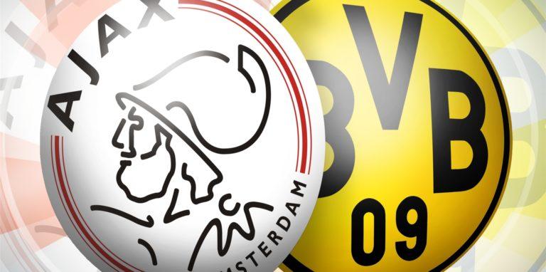 BVB loses in Amsterdam – Ajax outclasses Borussia Dortmund